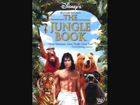 The Jungle Book (1994 film) End Credits Music from the movie The Jungle Book 1994 YouTube