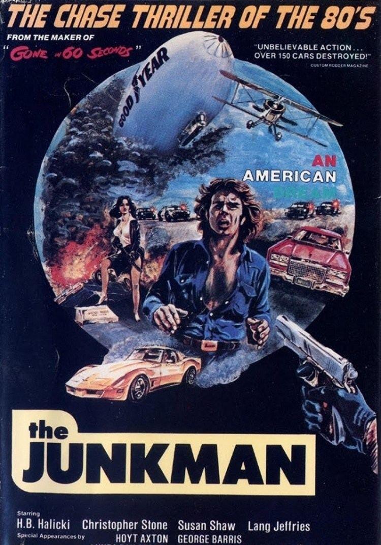 The Junkman The Junkman 1982 with Original Unremastered Soundtrack YouTube