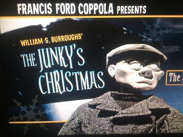 The Junky's Christmas The Junkys Christmas William S Burroughs Dark Claymation
