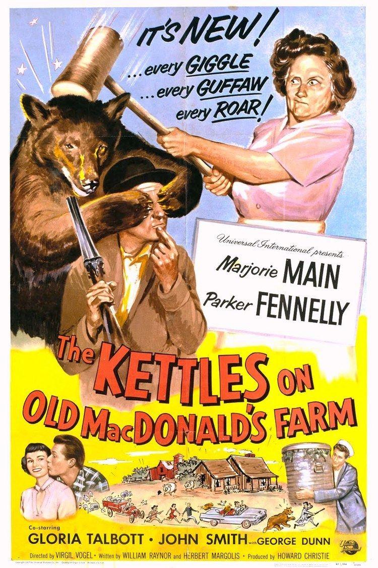 The Kettles on Old MacDonald's Farm wwwgstaticcomtvthumbmovieposters39433p39433