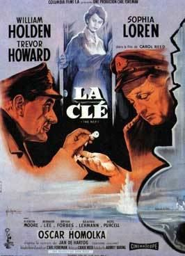 The Key (1958 film) The Key Movie Posters From Movie Poster Shop