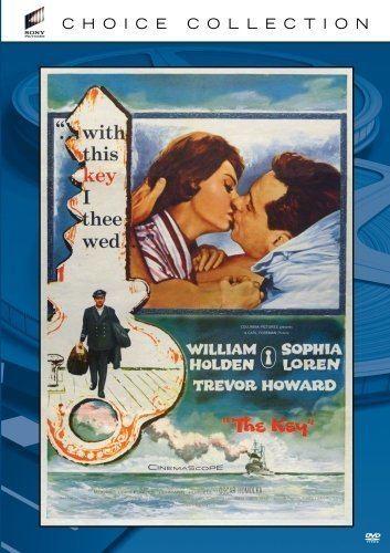 The Key (1958 film) DVD REVIEW THE KEY 1958 STARRING WILLIAM HOLDEN SOPHIA LOREN