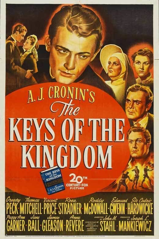 The Keys of the Kingdom (film) The Keys of the Kingdom Movie Posters From Movie Poster Shop