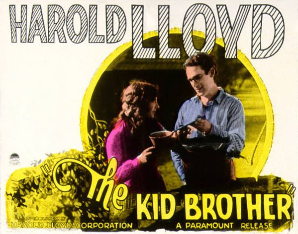 The Kid Brother Screening Report Harold Lloyd in THE KID BROTHER 1927 at Film