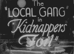 The Kidnappers Foil wwwmeltonbarkerorgwpcontentuploads201209Th