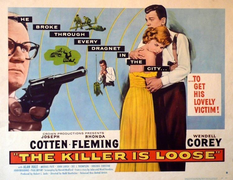 The Killer Is Loose movie scenes He s unglamorous frightening and pathetic such killers have become all too familiar to contemporary audiences and an American TV news clich