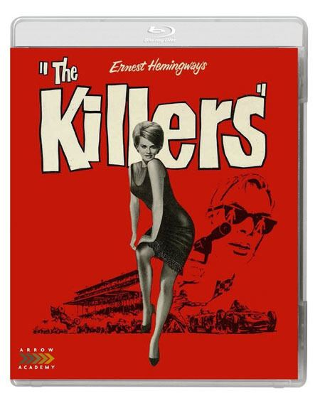 The Killers (1964 film) REVIEW THE KILLERS 1964 STARRING LEE MARVIN ANGIE DICKINSON