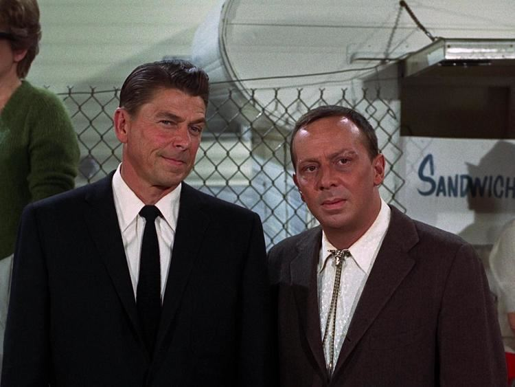The Killers (1964 film) The Killers gave Ronald Reagan a chance to explore his dark side
