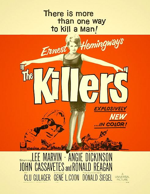 The Killers (1964 film) The Killers 1964 176 Criterion Reflections