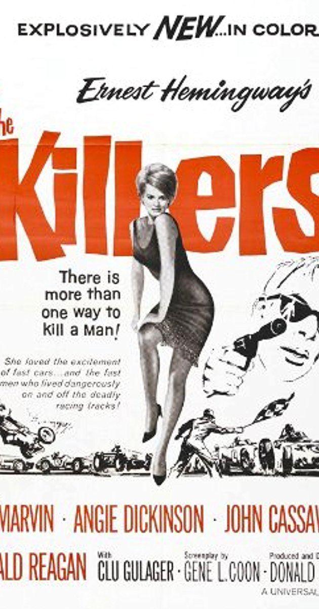 The Killers (1964 film) The Killers 1964 IMDb