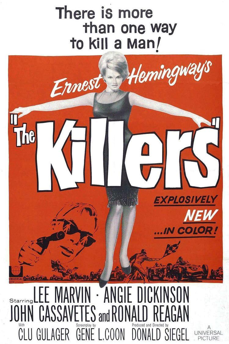 The Killers (1964 film) httpsthatwasabitmentalfileswordpresscom2014