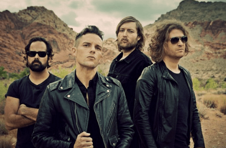 The Killers The Killers share unreleased Sams Townera demo Peace of Mind