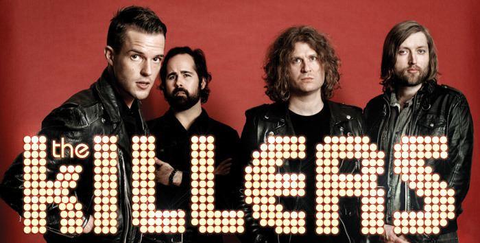 The Killers The Killers Harrahs Resort SoCal