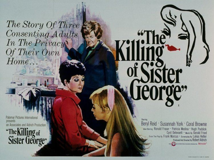 The Killing of Sister George The BBFC files The Killing of Sister George BFI