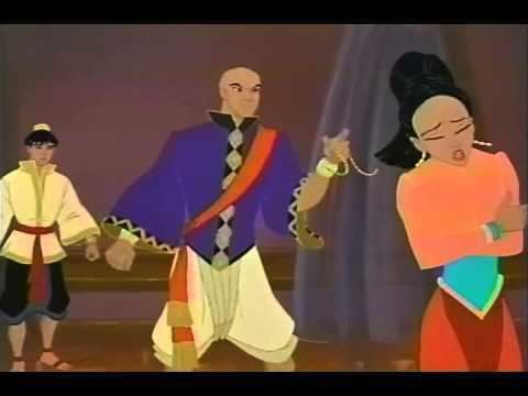 The King and I (1999 film) The King And I Trailer 1999 YouTube