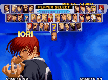 The King of Fighters 2000 - Alchetron, the free social encyclopedia