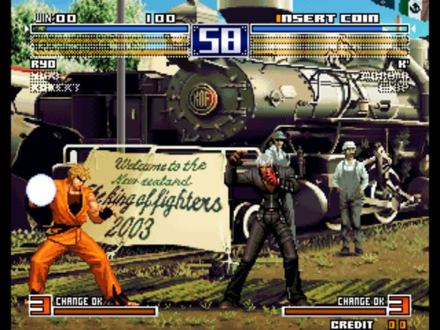 The King of Fighters 2003 - Alchetron, the free social