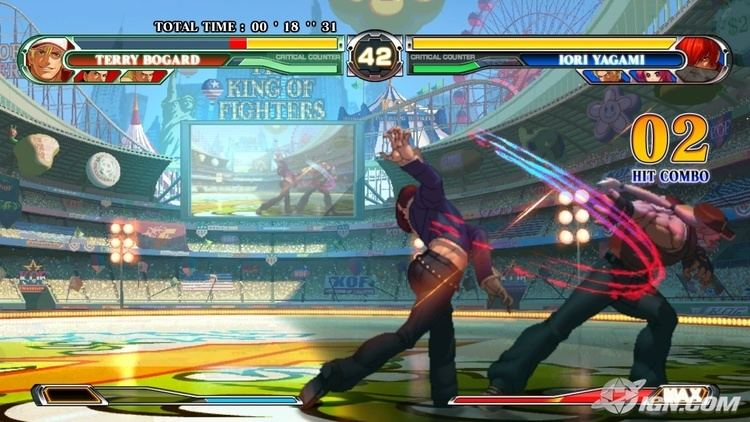 The King Of Fighters Xii Alchetron The Free Social Encyclopedia
