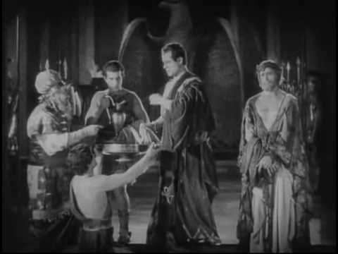 The King of Kings (1927 film) Silent Movie The King of Kings 1927 1216 YouTube