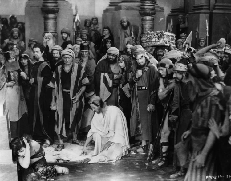 The King of Kings (1927 film) The King of Kings 1927 produced and directed by Cecil B DeMille