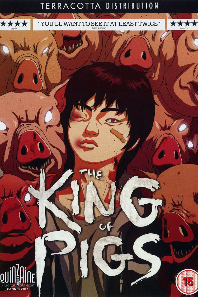 The King of Pigs wwwgstaticcomtvthumbdvdboxart9342350p934235