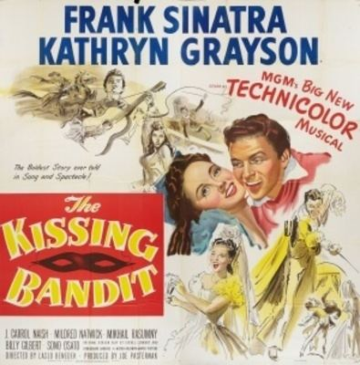 The Kissing Bandit (film) The Kissing Bandit 1948 movie poster 735991 MoviePosters2com