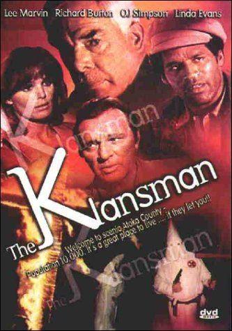 The Klansman Amazoncom The Klansman Lee Marvin Richard Burton Cameron