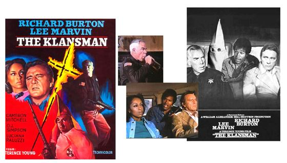 The Klansman NOT Available on DVD THE KLANSMAN We Are Movie Geeks
