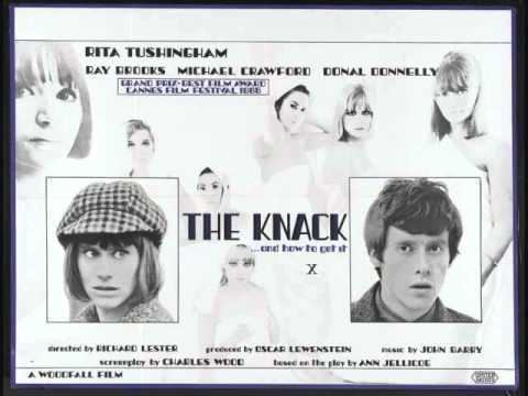 The Knack …and How to Get It John Barry The KNACKand how to get it YouTube