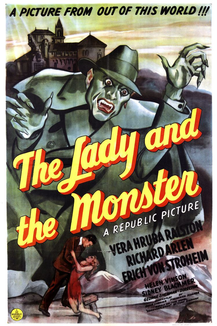 The Lady and the Monster wwwgstaticcomtvthumbmovieposters37571p37571
