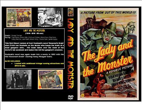 The Lady and the Monster The Lady and the Monster Alchetron the free social encyclopedia