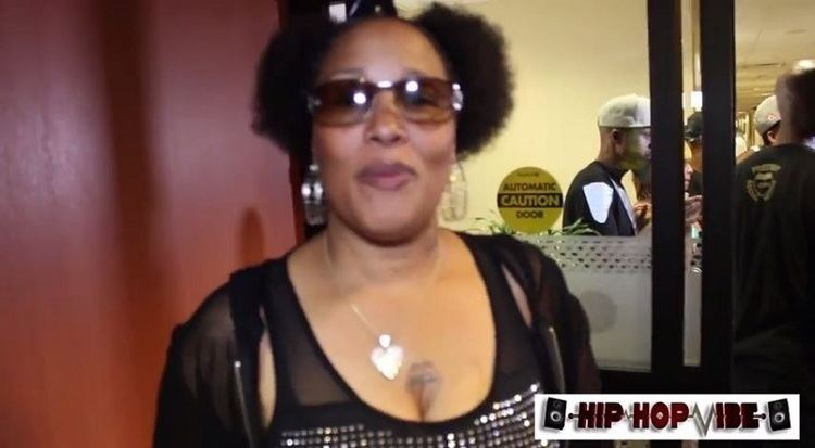 The Lady of Rage HHV Exclusive The Lady of Rage shouts out Hip Hop Vibe