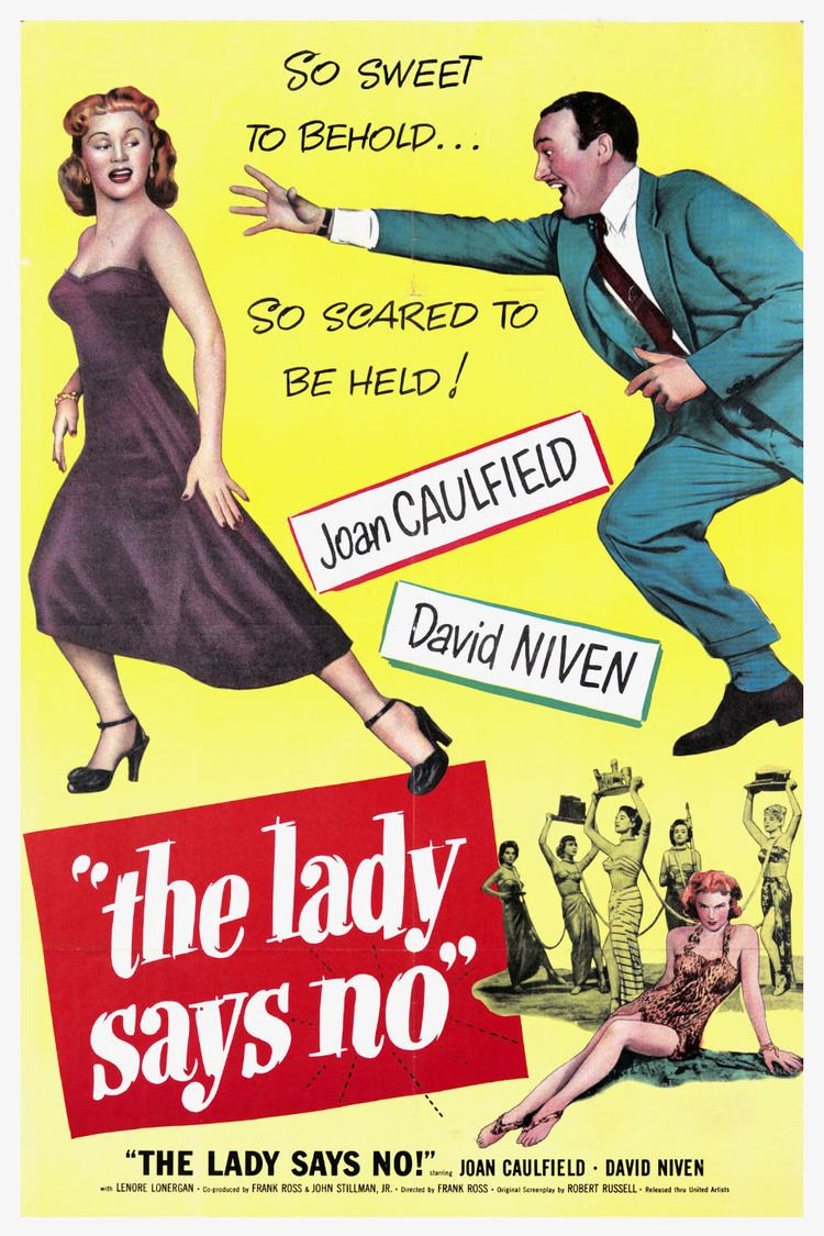 The Lady Says No wwwgstaticcomtvthumbmovieposters3341p3341p