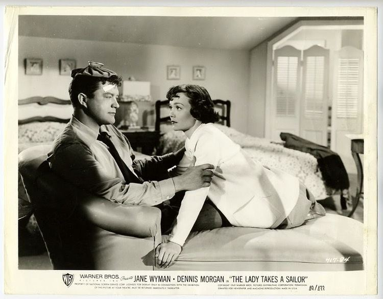 The Lady Takes a Sailor movie scenes My favorites Two Guys From Milwaukee 1946 The Lady Takes a Sailor 1949