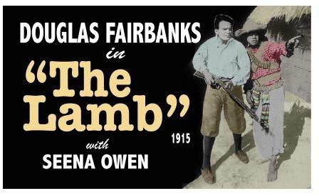The Lamb (1915 film) Silent Film The Lamb 1915