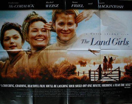 The Land Girls The Land Girls Movie Poster 2 of 2 IMP Awards