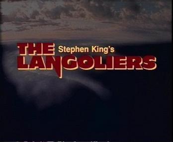 The Langoliers (miniseries) The Langoliers miniseries Wikipedia