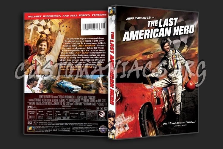 The Last American Hero The Last American Hero dvd cover DVD Covers Labels by