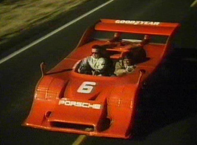 The Last Chase IMCDborg 1972 Porsche 91710 Replica in The Last Chase 1981
