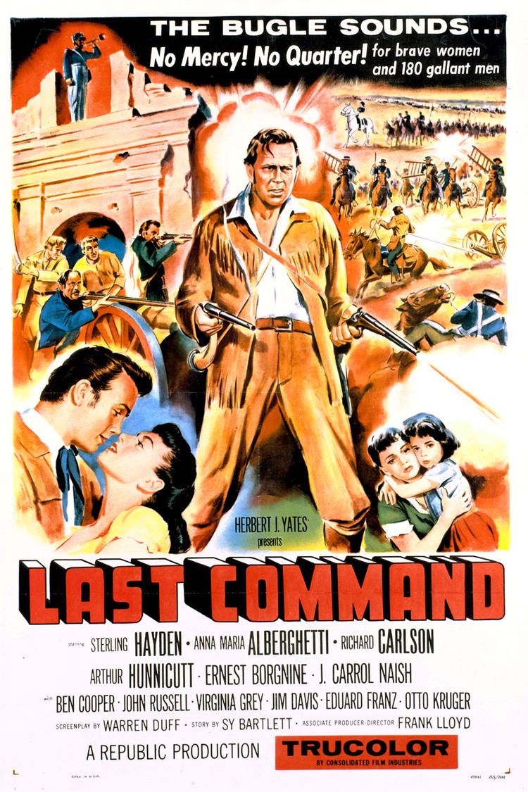 The Last Command (1955 film) wwwgstaticcomtvthumbmovieposters321p321pv