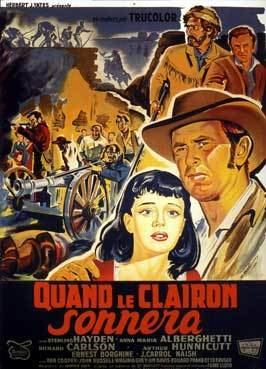 The Last Command (1955 film) The Last Command 1955 Frank Lloyd Sterling Hayden Cowboys