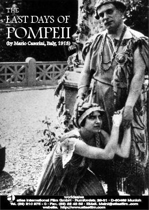The Last Days of Pompeii (1908 film) The Last Days Of Pompeii
