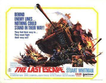 The Last Escape (2010 film) The Last Escape Wikipedia