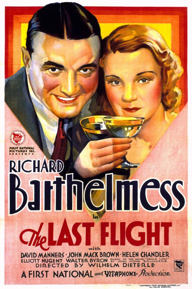 The Last Flight (1931 film) wwwgstaticcomtvthumbmovieposters51631p51631