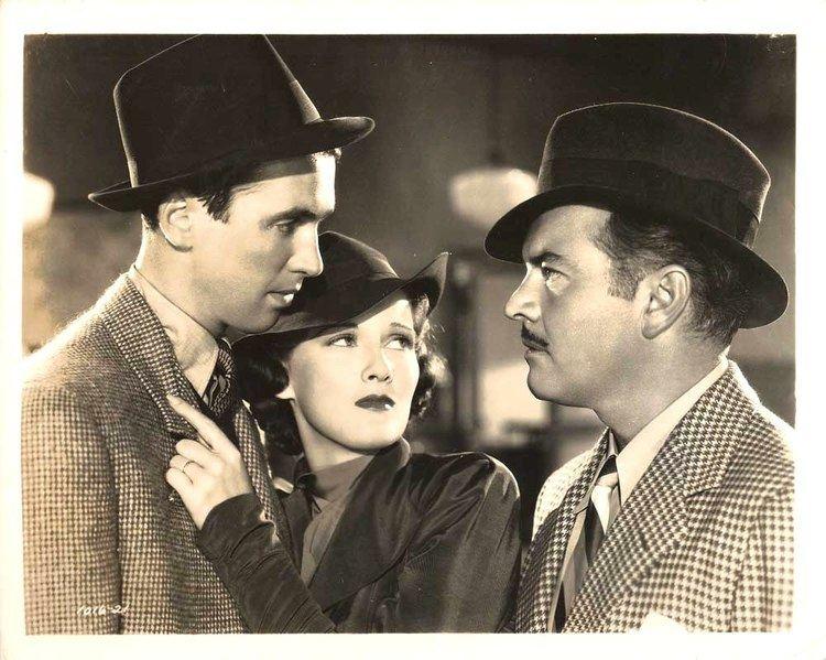 The Last Gangster ROSE STRADNER JAMES STEWART The Last Gangster 1937 eBay