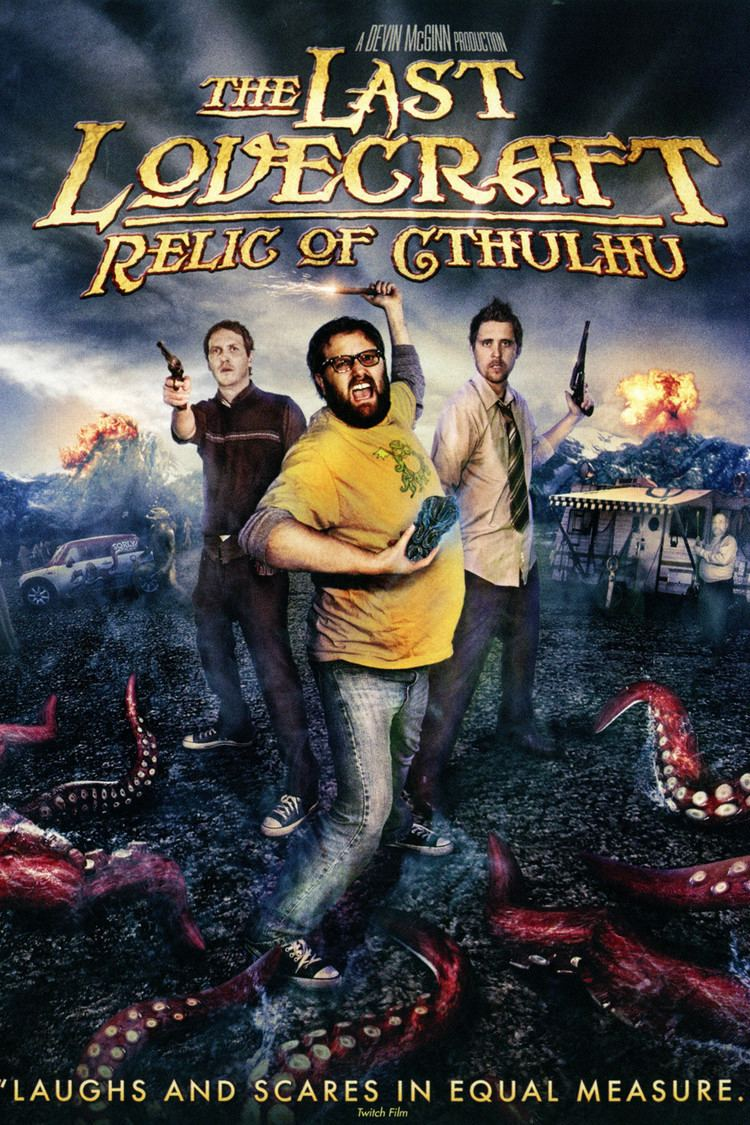 The Last Lovecraft: Relic of Cthulhu wwwgstaticcomtvthumbdvdboxart8506442p850644