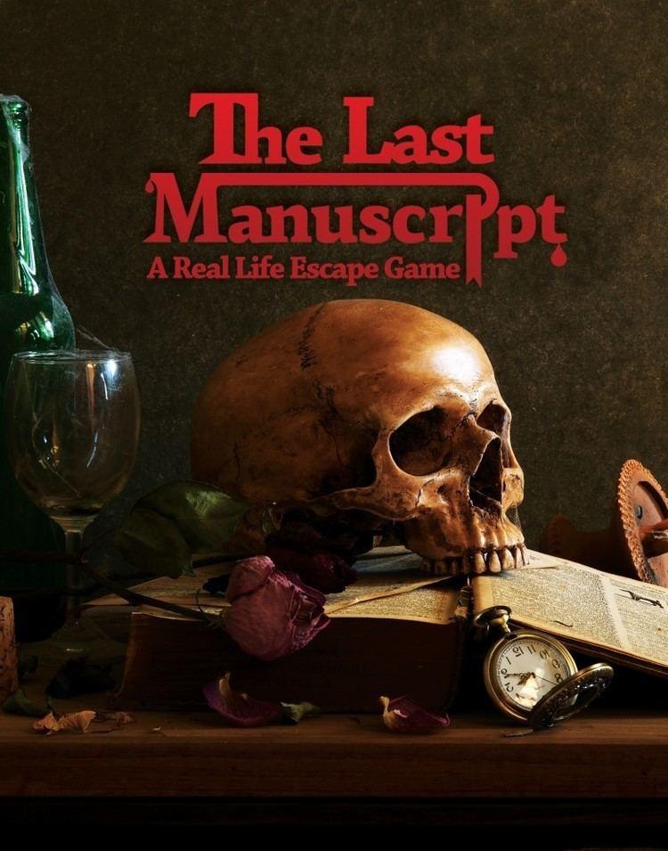 The Last Manuscript The Last Manuscript Escape Room in Stockholm Sweden