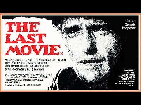 The Last Movie The Last Movie 1971 Trailer Color 137 mins YouTube