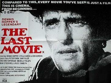 The Last Movie The Last Movie Wikipedia