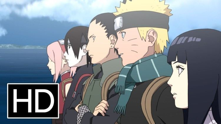 The Last: Naruto the Movie The Last Naruto the Movie Official Trailer YouTube